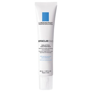 La Roche-Posay Effaclar Duo Dual Action Acne Treatment Cream with Benzoyl Peroxide