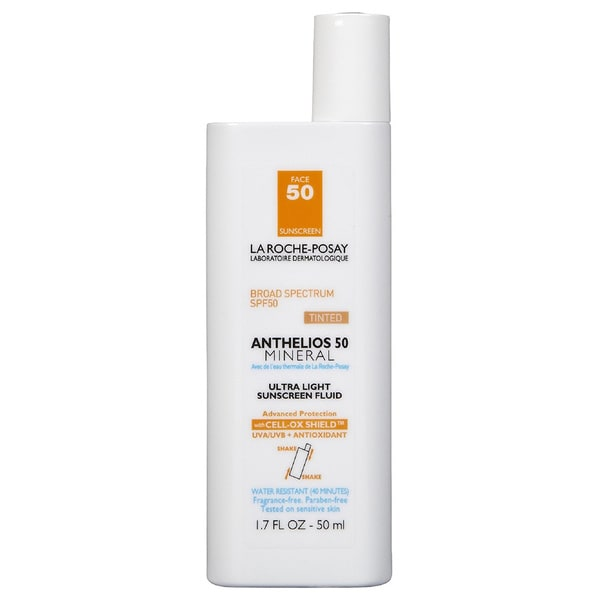 La Roche-Posay Anthelios 50 Mineral 1.7-ounce Tinted Ultra Light Sunscreen