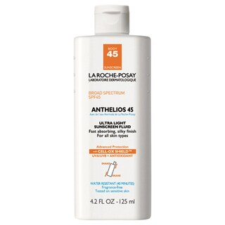 La Roche-Posay 4.2-ounce Anthelios 45 Ultra Light SPF 45 Sunscreen Fluid