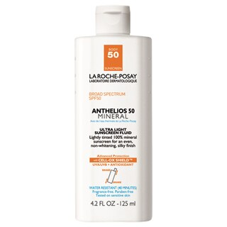 La Roche-Posay 4.2 fl. oz. Anthelios Mineral Ultra Light SPF 50 Sunscreen