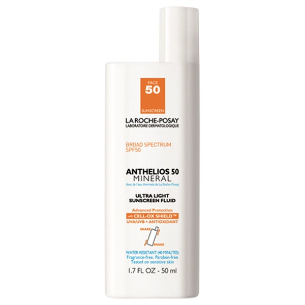 La Roche Posay 1.7 Ounce Anthelios 50 Mineral Ultra Light Untinted Spf 50 Sunscreen by La Roche Posay