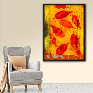 ArtWall Elena Ray ' Good Season ' Gallery-Wrapped Floater-Framed Canvas