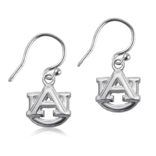Auburn Sterling Silver Dangle Earrings