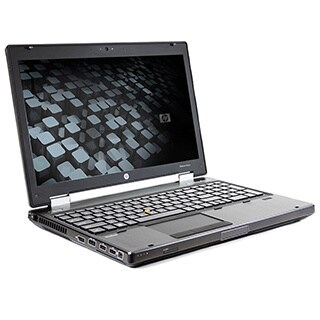 HP 8560W 15.6-inch 2.4GHz Intel Core i7 8GB RAM 500GB HDD Windows 7 Laptop (Refurbished)
