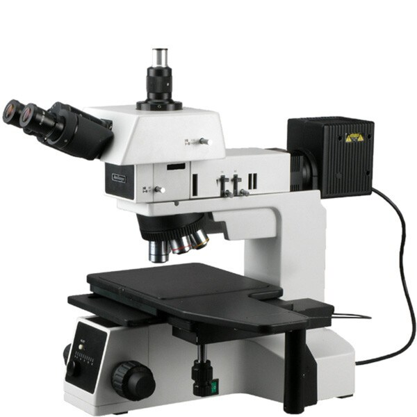50X-500X Polarizing Darkfield Metallographic Metallurgical Microscope