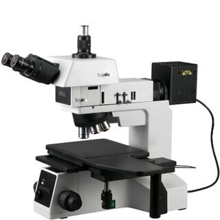 50X-1000X Bright/ Dark Field Polarizing Metallurgical Microscope