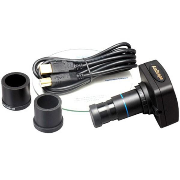 5MP USB3.0 Real-Time Live Video Microscope Digital Camera