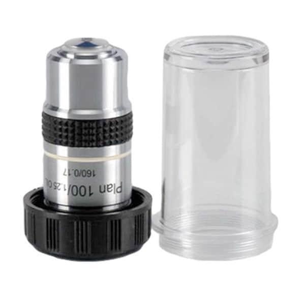 100X (Oil) Plan Achromatic Microscope Objective