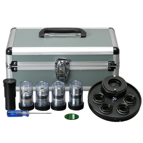 Microscope Turret Phase Contrast Kit