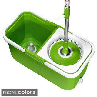 Casabella Spin Cycle Mop With Bucket Free Shipping Today