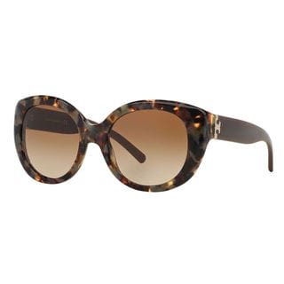 Tory Burch Women's TY7076 Cat Eye Sunglasses
