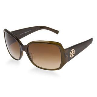 Tory Burch Women's TY7004 519/12 Olive Square Sunglasses