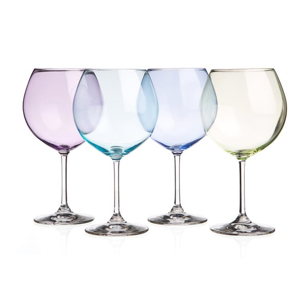 988f2d540cf Shop Waterford Marquis Vintage Ombré Aromatic Wine Glasses (Set of 4 ...