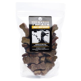 Polka Dog Lucky Duck Dog Treats