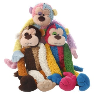 Multipet 17-inch Multi-Crew Monkey