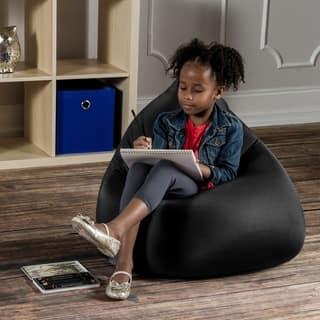 Nimbus Spandex Bean Bag Chair for Kids|https://ak1.ostkcdn.com/images/products/10238198/P17358306.jpg?impolicy=medium