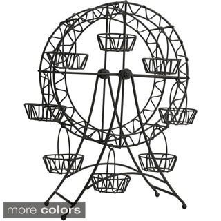 Metal Ferris Wheel Cupcake Holder