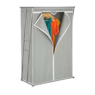 Honey-Can-Do WRD-02919 46-inch Z-frame Wardrobe