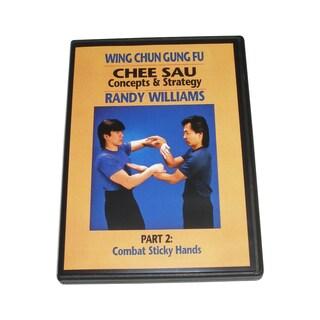 Wing Chun Gung Fu Chee Sau no. 2 DVD Randy Williams