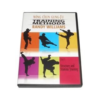 Wing Chun Gung Fu Training Methods no. 3 DVD