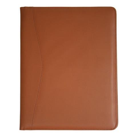 Royce Leather Genuine Leather Padfolio