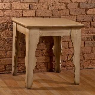 Keegan Rustic End Table