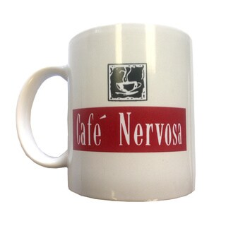 Frasier Cafe Nervosa Coffee Mug