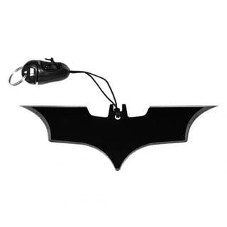Black Bat Shaped Wuu Jau 2.5-inch Prop Throwing Star with Nylon Sheath Case
