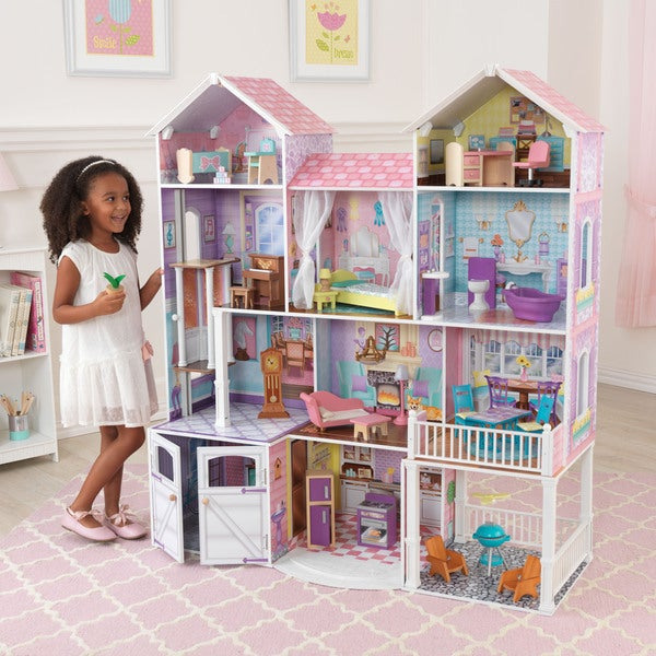 KidKraft Country Estate Dollhouse - Free Shipping Today - Overstock ...