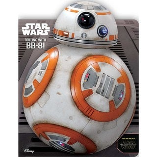 Rolling with BB-8! (Board book)