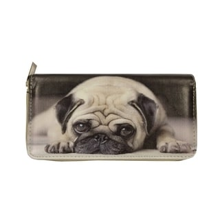 Sorry Puppy Zip-around Wallet