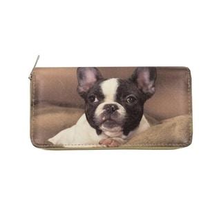 Style Puppy Zip-around Wallet