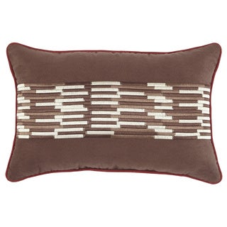 "Croscill Wagner Boudoir Pillow 18""x12"""
