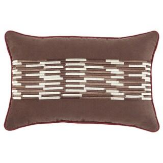 """Croscill Wagner Boudoir Pillow 18""""x12"""""""