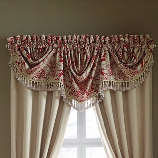 39 Delora 39 Rouge 3 Scoop Victory Swag Valance 15409162 Shopping Great Deals On