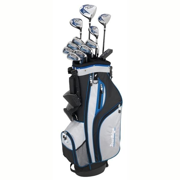 Tour Edge HP25 Senior Men's Golf Set with Bag