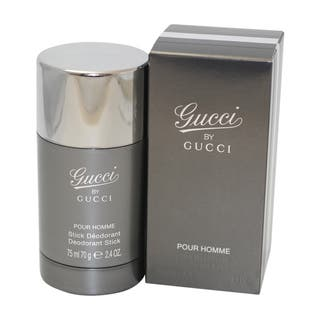 Gucci Pour Homme Men's 2.4-ounce Deodorant Stick|https://ak1.ostkcdn.com/images/products/10240948/P17360580.jpg?impolicy=medium