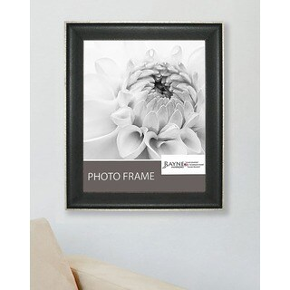 American Made Rayne Vintage Black Picture Frame