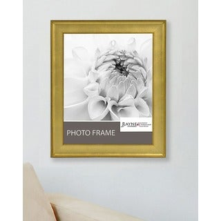 American Made Rayne Vintage Gold Picture Frame