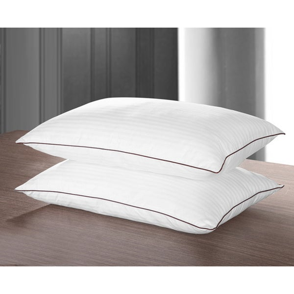 Chic Home Sleep Best I Luxurious Down Alternative Pillow (Set of 2)