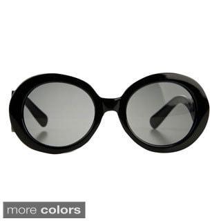 Crummy Bunny Little Girls' Round Swirl Sunglasses