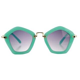 Crummy Bunny Little Girls' Fashion Sunglasses (Option: Green)