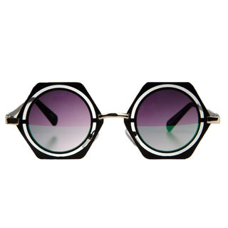 Crummy Bunny Little Girls' Round Sunglasses