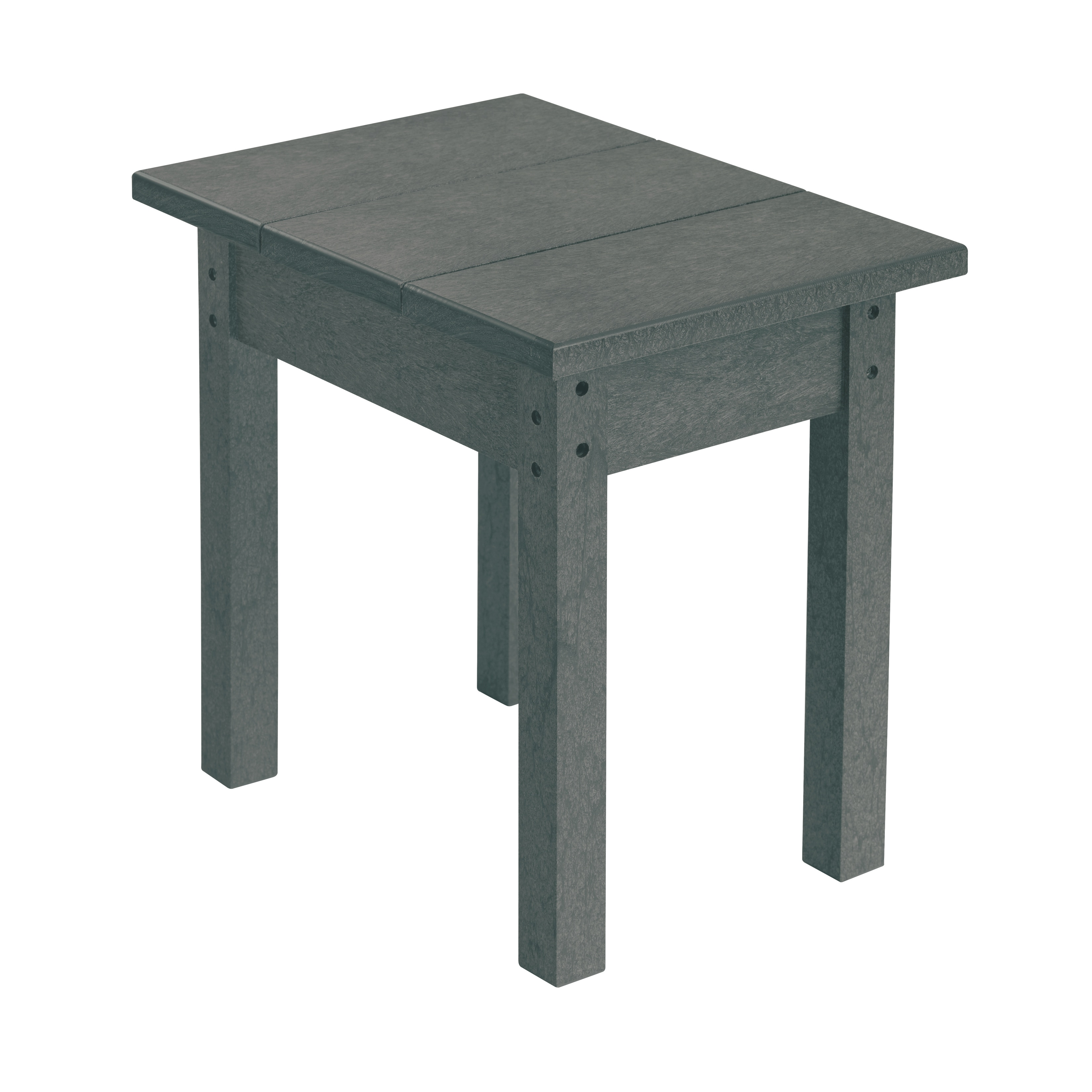 Generations Grey Small Side Table (Slate), Patio Furnitur...