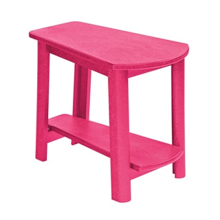 Generations Pink Tapered Style Accent Table