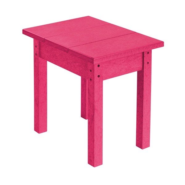 Shop Generations Pink Small Side Table Free Shipping