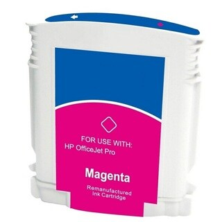LED HP 88 88XL C9392AN Magenta Ink Cartridge (Pack of 1)