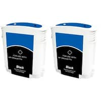 LED HP 88 88XL C9396AN Black Ink Cartridge (Pack of 2)
