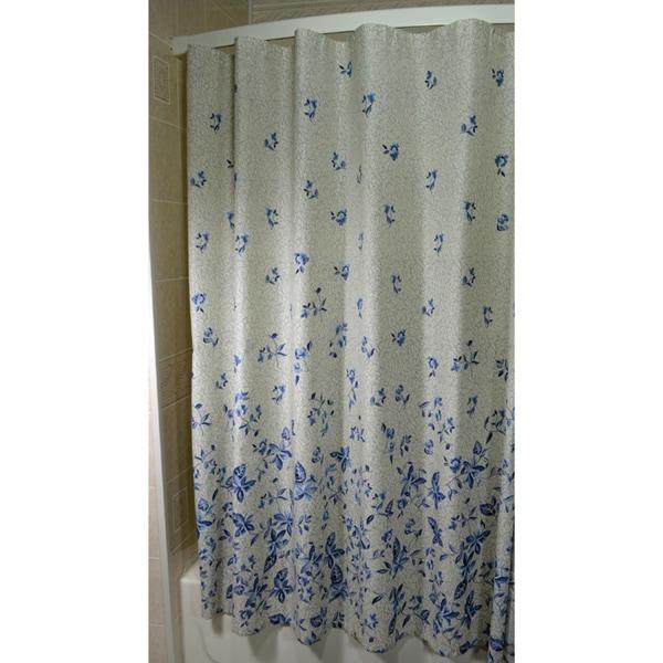Amanda 72 x 72 Shower Curtain