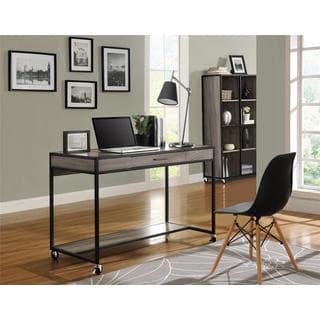 Altra Mason Ridge Mobile Desk with Metal Frame